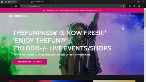 TheFUN® Membership ™ - With TheFUNPass®