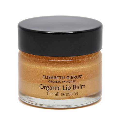 Organic Lip Balm Gold 15 ml