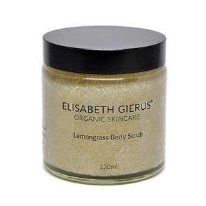 Lemongrass Body Scrub 120ml