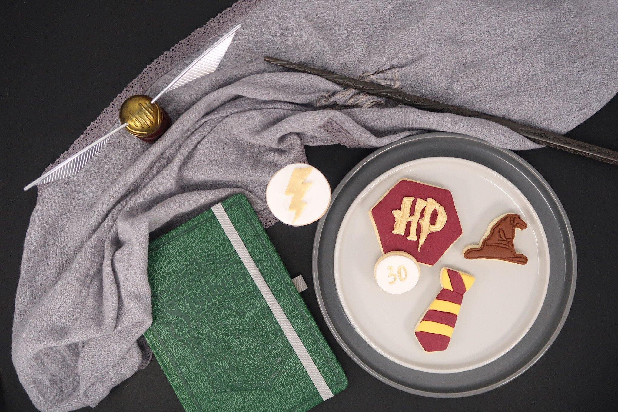 Harry Potter Cookies