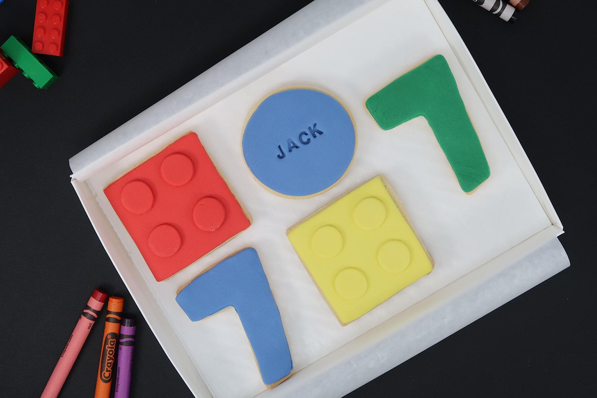 Lego Gemma's Cookie Co