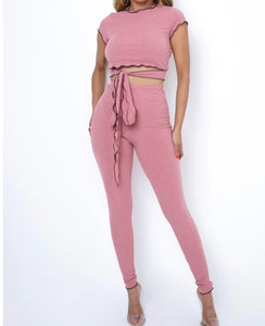 Zari Set Peach - Belle Amour Kloset