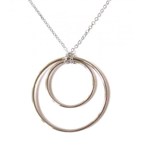 collier-cercle-ring-argent