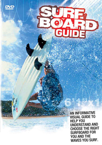 Surfboard Guide DVD