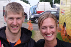 Charlotte and Hutchy