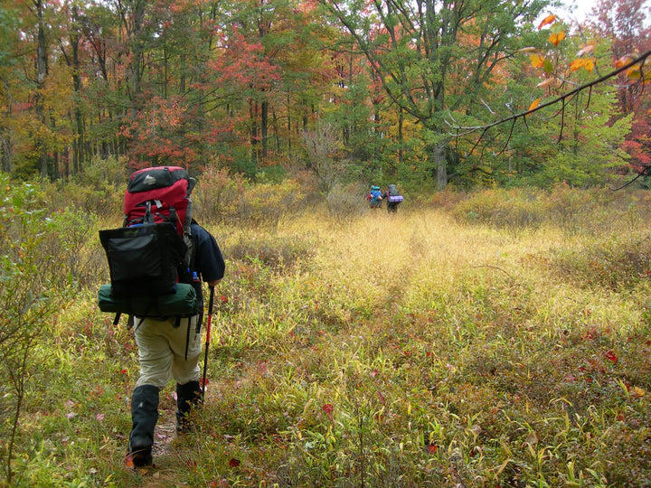 Allegheny Front Trail: Five Days Hiking the AFT