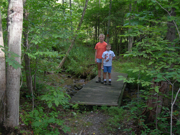 Stone Valley's Woodcock Trail