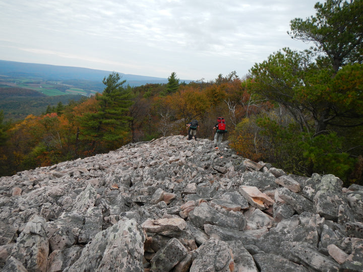 Standing Stone Trail: Backpacking Twenty Miles on the SST