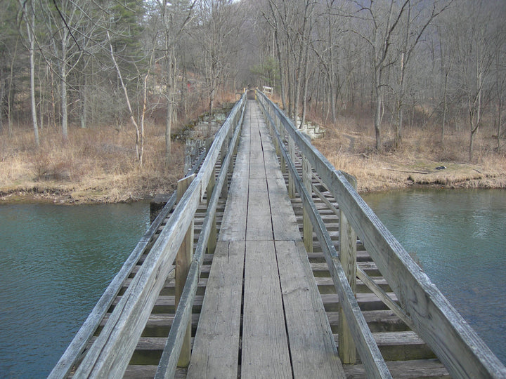 Rails-to-Trails Along Penns Creek