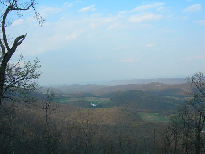 Allegheny Front Trail: Hiking Along the Front