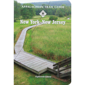 AT Trail Guide Book and Maps: NY / NJ