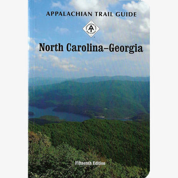 AT Trail Guide Book and Maps: NC / GA