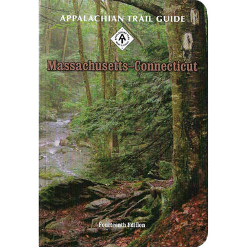 AT Trail Guide Book and Maps: MA / CT