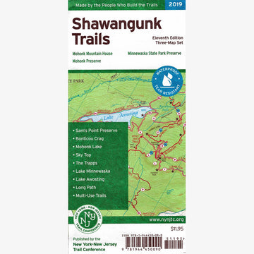 Shawangunk Trails Map Set