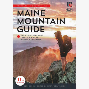 Maine Mountain Guide and Maps