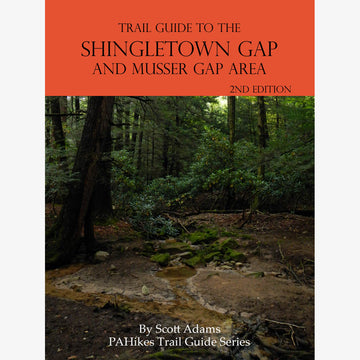 Trail Guide to the Shingletown Gap and Musser Gap Area