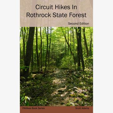 Circuit Hikes in Rothrock State Forest
