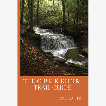 Chuck Keiper Trail Guide and Map