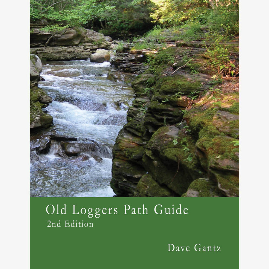 Old Loggers Path Guide and Map
