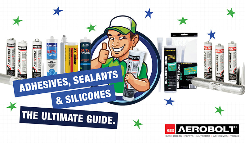 Structural Adhesives, Silicone and Joint Sealants