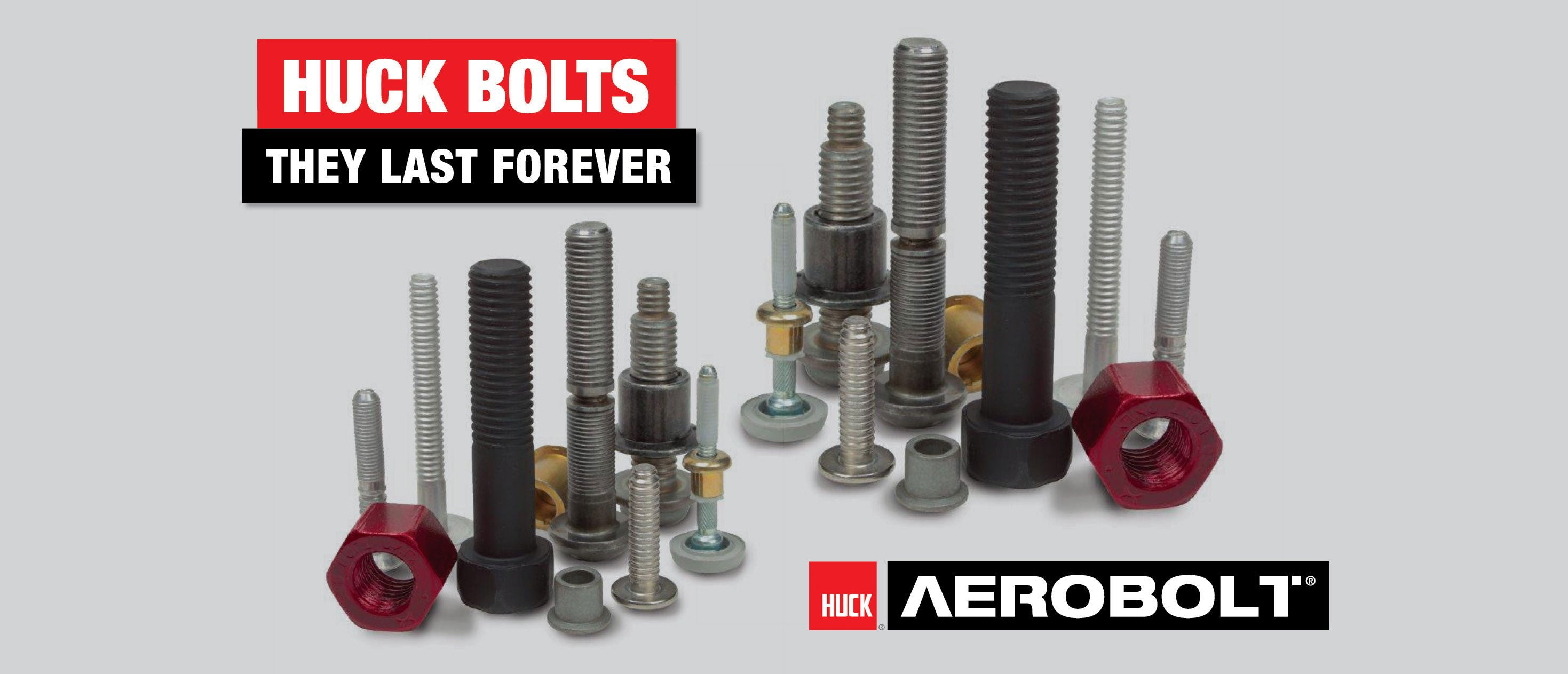 Huck Bolts - They Last Forever