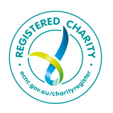 Registered Charity Tick from the Australian Charities and Not-for-profits Commission (ACNC)