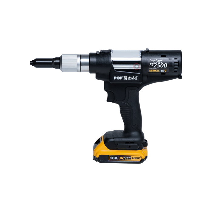 Pop® PB2500 Cordless Rivet Gun