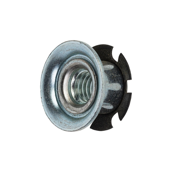 Threaded Closure Steel - 305 Round Single Spring