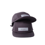 Reflective logo hat