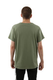 Khaki trees t-shirt