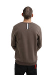 Brown sweatshirt
