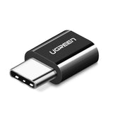 Ugreen Type C 3.1 to Micro USB Adapter ABS Case Charging cables mobile accessories