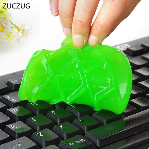 ZUCZUG Cleaning Gel - For Car Air Vent Outlet, Laptop Keyboard Cleaner, Hard to Reach Dirt and Dust Remover Tool