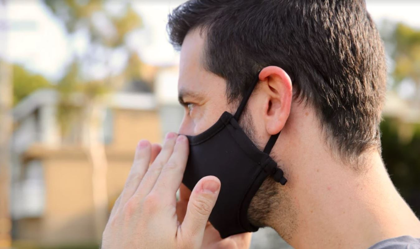Can't Breathe In Your Face Mask? Here's What to Do About It