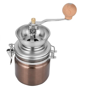 Stainless Steel Manual Coffee Grinder Spice Nuts