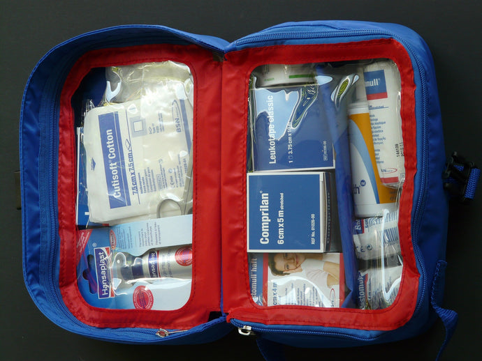 First Aid Kit Essentials for Backpacking