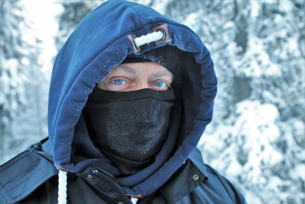 hypothermia warning signs stay warm in the winter