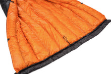 Load image into Gallery viewer, Featherstone Moondance 25 Top Quilt Sleeping Bag Alternative