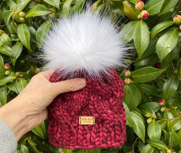 Reserved for Leisha - Chunky Classic Beanie