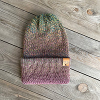 100% Pure Wool Beanie - Adult