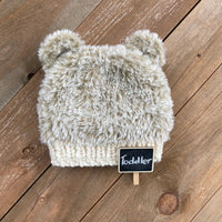 Bear Beanie - Toddler