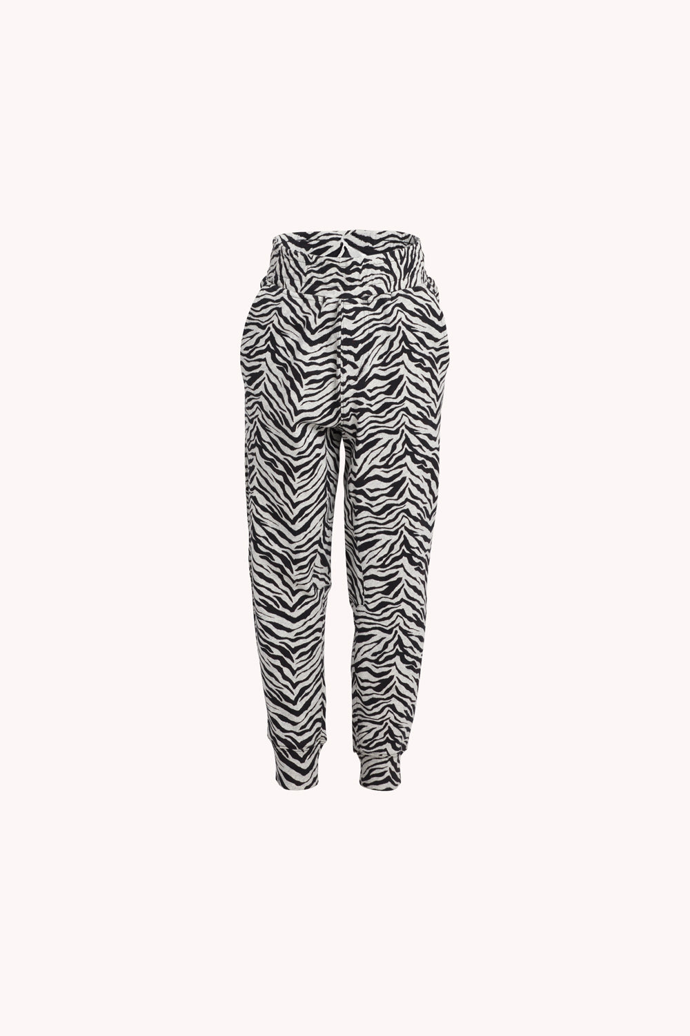 Jogger | Heather Gray Zebra