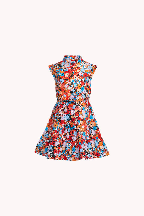 Ollie Dress | Multi-Floral