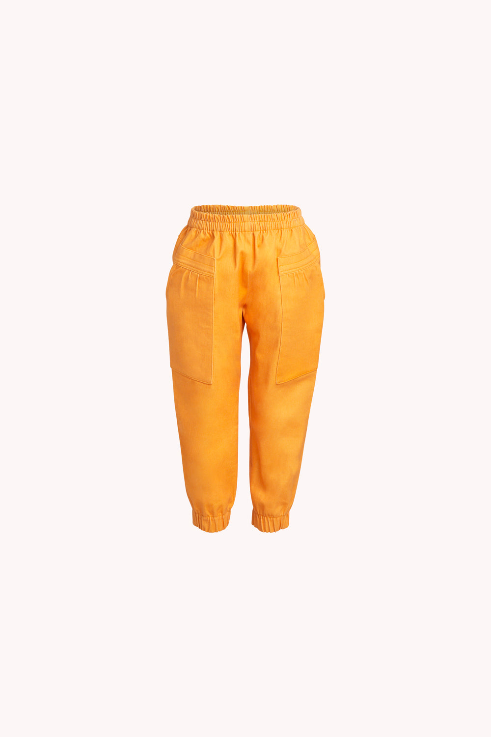 Harem Pant | Yellow