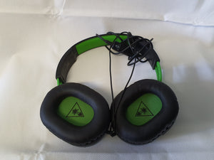 Joblot of 5 x Turtle Beach Gaming Headsets These do not work with a mic.