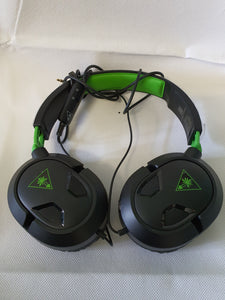 Turtle Beach Recon 50X Headphones. Do not work with mic ideal as headphones