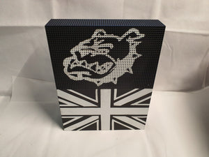 Refurb upgraded Xbox One S 1TB Bundle. Custom painted British Design