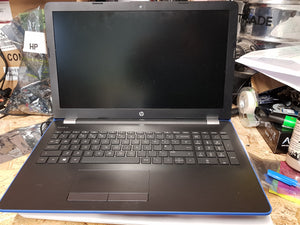 HP 15-BS161SA laptop 9 months warranty
