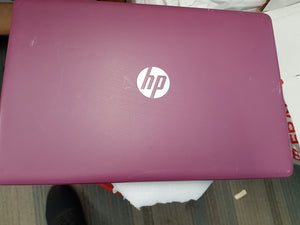 High Spec Laptop. Refurb HP 15-DB0521NA