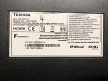 "Load image into Gallery viewer, Toshiba 49L3753DB  49"" Full 1080p HD Smart TV 3 months warranty"